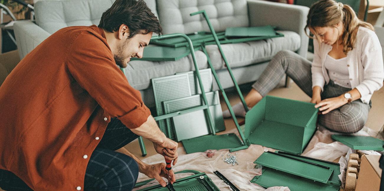 Paskola namų remontui nuo 10000 Eur