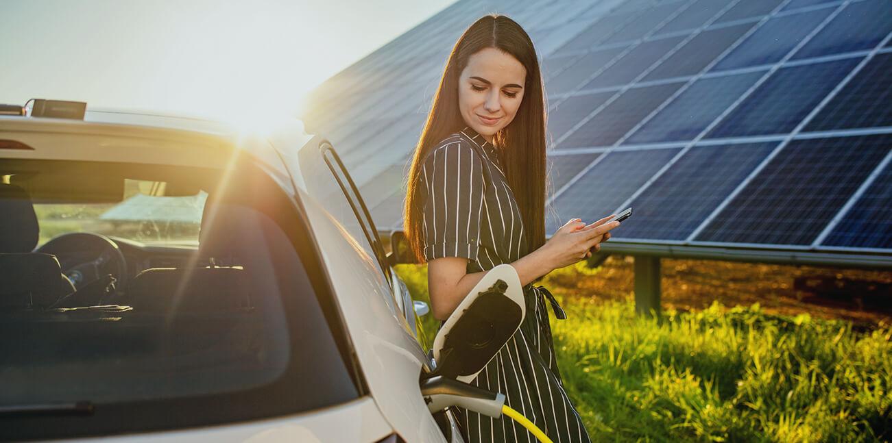 Elektromobilių lizingas verslui